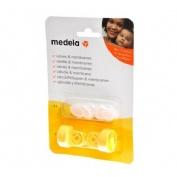 Valvulas y membranas exttor de leche electrico - medela (pack)