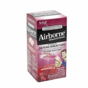 Airborne inmunodefensas (frutos de bosque 32 comp masticables)