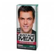 Just for men champu colorante (66 cc moreno)