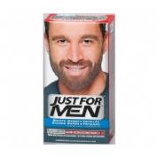 Just for men bigote y barba (30 cc castaño oscuro)
