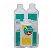 Gel dermatologico inibsa (2 geles de 1 litro + champu regal 200 ml )