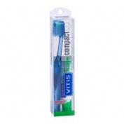 Cepillo de dientes vitis compactsuave