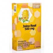 Jalea real 500 Arkoreal (20 ampollas bebibles)