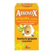 Arkovox propolis + vitamina c comp masticables (24 comp sabor citricos)