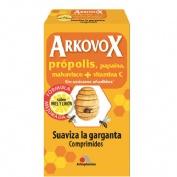 Arkovox propolis vitamina c (20 comprimidos de miel y limón)