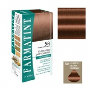 Farmatint castaño claro cobrizo (135 ml)