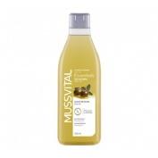 Mussvital essentials gel baño aceite de oliva (750 ml)