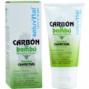 Saluvital mascarilla de carbon de bambu 50 ml