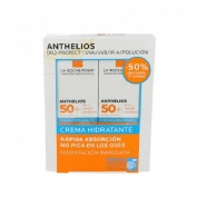 Anthelios duplo crema hidratante 50+