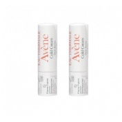 Avene cold cream stick labial nutritivo pack duo