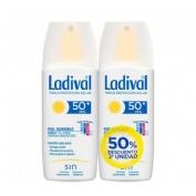 Ladival p sens spr fps50+ pack 2ªu 50%