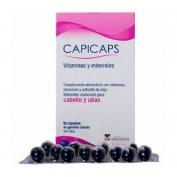 CAPICAPS CAPS GELATINA BLANDA (60 CAPS)