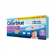 Test de ovulacion Clearblue (10 tiras)