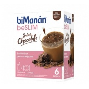 Batidos bimanan chocolate (5u 50 g)(250 g)