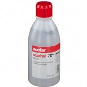 Acofar alcohol 70 grados (250 ml)