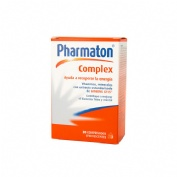 PHARMATON COMPLEX COMP (20 COMP EFERVESCENTES)