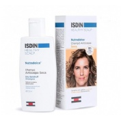 Isdin healthy scalp nutradeica champu anticaspa - seca (200 ml)