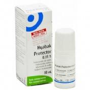 Hyabak protector esteril 0.15% lentes de contact