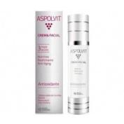 Aspolvit crema facial antioxidante (dosificador 50 ml)