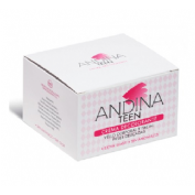 Andina teen crema decolorante + polvo (30 ml +10 ml)