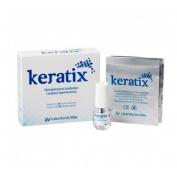 Keratix Solución cutánea (3 g con 36 parches)