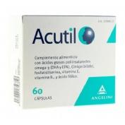 Acutil (60 caps)