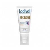 Ladival facial accion antimanchas con delentigo fps 50+ (con color 50 ml)