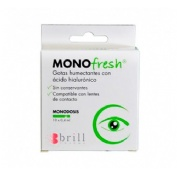 MONOFRESH GOTAS HUMECTANTES MONODOSIS (0.4 ML 10 MONODOSIS)