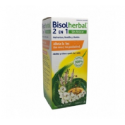 Bisolherbal 2 en 1 malvavisco, tomillo y llanten (120 ml)