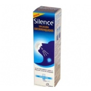 Silence aerosol bucal antirronquidos