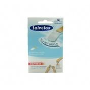 SALVELOX PLAST - APOSITO ADHESIVO (TRANSP 12 U)