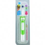 Mango largo para guiar el cepillo dental - mam training brush cepillo