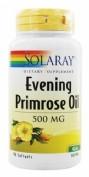 Solaray evening primrose oil 500 mg 90 caps