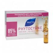 Phytocyane anticaida mujer phyto 12 amp