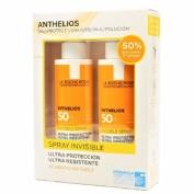 Anthelios duplo spray invisible 50+ 200 l