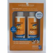 Anthelios duplo niños spray invisible 50+ 200 ml