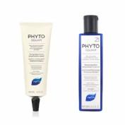 Phyto squam anticaspa cabello seco champu tto y mantenimiento