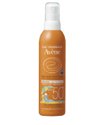 Avene solar 50+ spray niños  (200 ml)