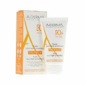 A-derma protect fluido solar spf 50+ - ducray (40 ml)