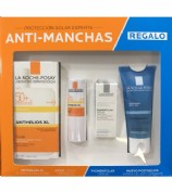 Pack rostro piel antimanchas La Roche Posay Anthelios
