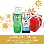 PACK HOMBRE VICHY
