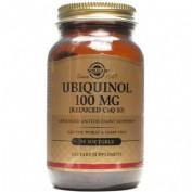 Solgar ubiquinol 100 mg 50 cap