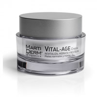 Martiderm Vital-Age crema piel normal/mixta 50 ml