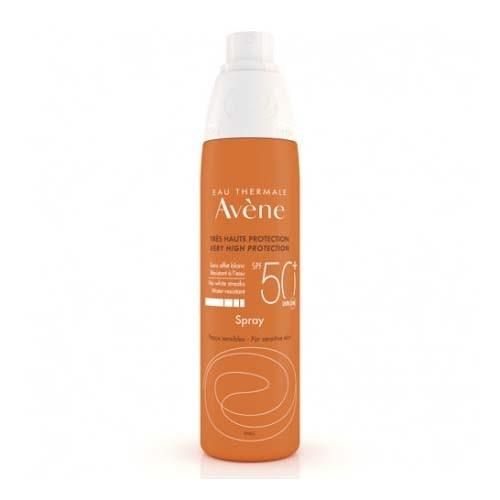 Avene solar 50+ spray (200 ml)