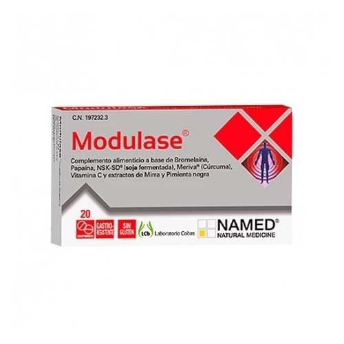 Modulase (20 comprimidos)