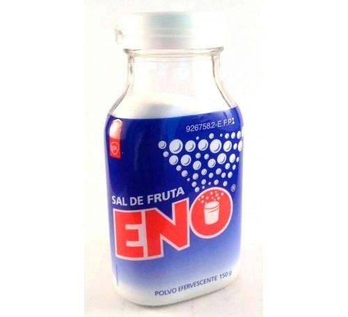 SAL DE FRUTA ENO POLVO EFERVESCENTE , 1 frasco de 150 g