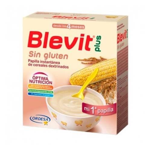 Cereales sin gluten blevit plus (300 g)