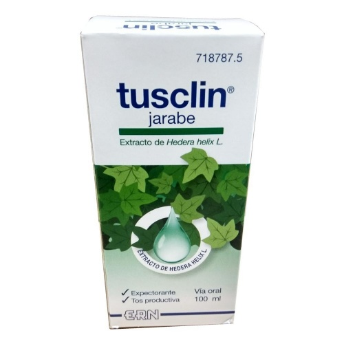 TUSCLIN  JARABE, 1 Frasco de 100 ml