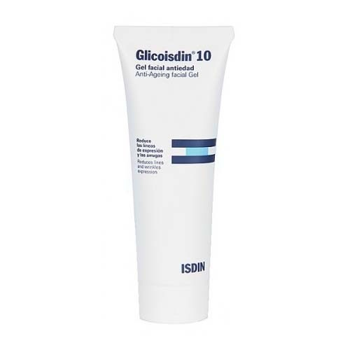 Glicoisdin gel facial antiedad 10% glicolico (50 ml)