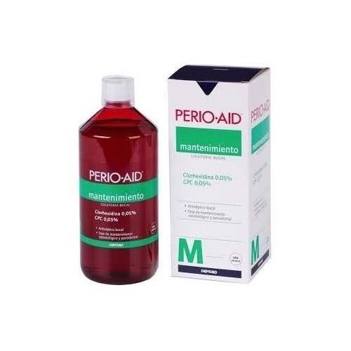 PERIO AID 0.12 MANTENIMIENTO Y CONTROL (500 ML)